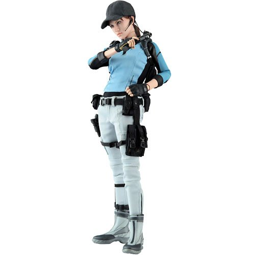 [Video Game Masterpiece] 'Resident Evil 5' 1/6 scale figure Jill Valentine (BSAA Version) (japan import)