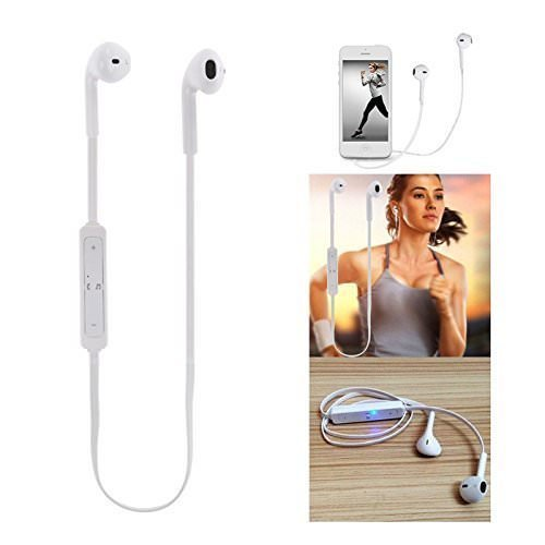 R.S Style S6 Bluetooth Headset with 360 Degree Surround Sound with Active Noise Cancellation Suitable for Apple & Android Devices Image 2