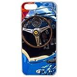 Générique Coque Ferrari Compatible iphone 5s Transparent