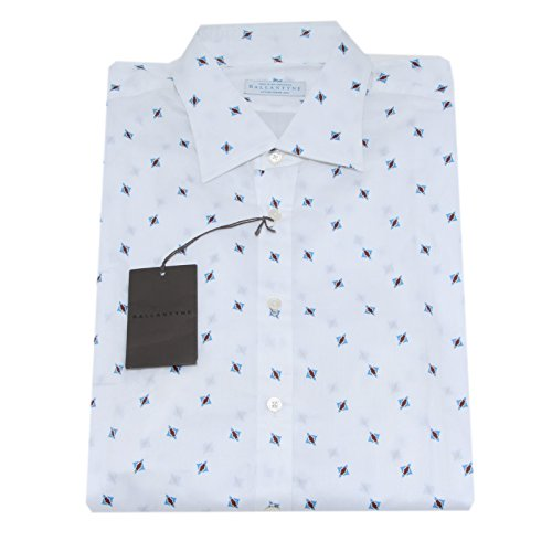 1648 camicia BALLANTYNE uomo shirt men [16.(1/2)]