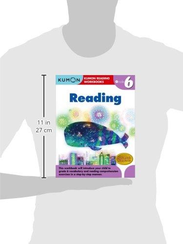 Grade 6 Reading (Kumon Reading Workbook)