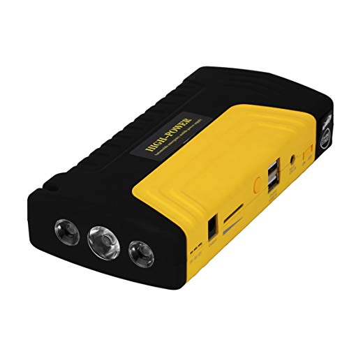 Preisvergleich Produktbild 68000ma multifunktionale tragbare Autos Auto Notstart Auto Starthilfe Power Bank mit DREI Lichter Motor Booster