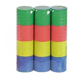 Ciao 40 Big C20103 - Estrellas filantes y Confeti de Papel, Multicolor, 8026196201030
