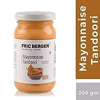 Fric Bergen Mayonnaise Tandoori Sauces - 200 Gr, Bottle