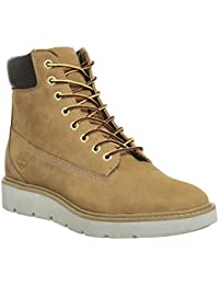 Timberland Kenniston 6in Lace Up Wheat Nubuck CA161U, Boots