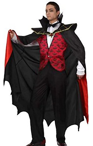 Kostüm Gr. 50/52 Vampirkostüm ()
