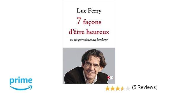 L Express du   avril       Luc Ferry   Il sera possible de vivre     L Hebdo