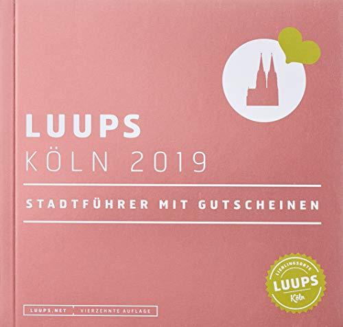 LUUPS Köln 2019: Stadtführer mit Gutscheinen