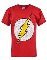 Garçons - DC Comics - The Flash - T-Shirt