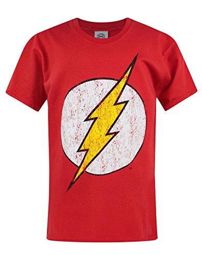 Garçons - DC Comics - The Flash - T-Shirt, Vêtements / Tee shirts