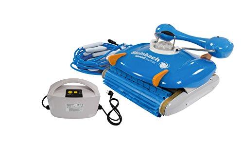 Steinbach Schwimmbadreiniger Speedcleaner RX 5, Filterleistung ca. 15,5 m³/h, vollautomatisch, für Boden und Wände, 061018