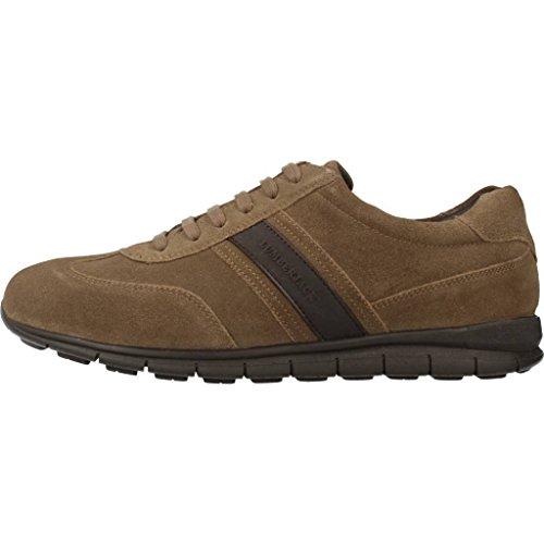 Chaussures de ville, couleur Marron , marque LUMBERJACK, modèle Chaussures De Ville LUMBERJACK PARKER Marron Taupe