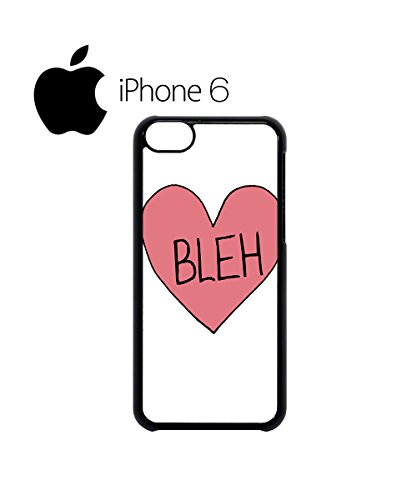 Bleh Broken Pink Heart Whatever Swag Mobile Phone Case Back Cover Hülle Weiß Schwarz for iPhone 6 White Weiß