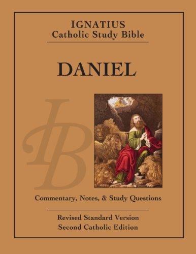 Daniel (Ignatius Catholic Study Bible) por Scott Hahn