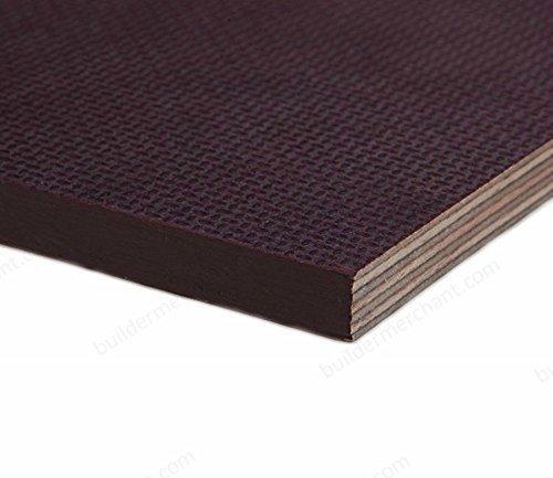Anti-Slip Phenolic Plywood Sheets 12mm | 1220mm x 610mm (4ft x 2ft)
