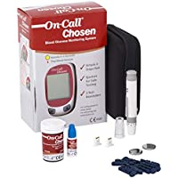 Swiss Point Of Care Chosen Blutzucker Messgerät | exklusives Starterpack mit 10 Teststreifen, 10 Lanzetten, 1... preisvergleich bei billige-tabletten.eu