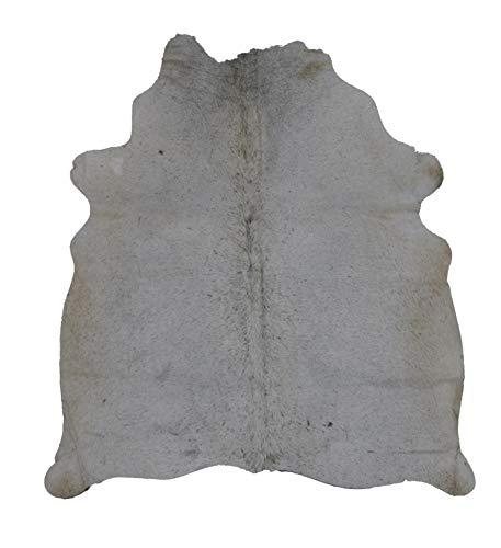 Zerimar Kuhfell Teppich Natural Premium | MAßNAHMEN: 155x160 cms 2.39 m² | Teppich für Wohnzimmer | Schlafzimmer Teppich | Teppich Deko