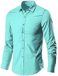 Dalisay Camisa Casual - Para Hombre olrKNc9