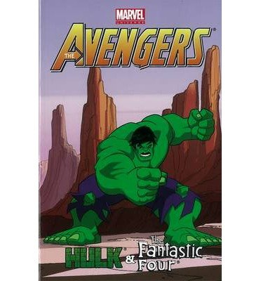 Marvel Universe Avengers: Hulk & Fantastic Four Digest (Marvel's the Avengers Digest) (Paperback) - Common