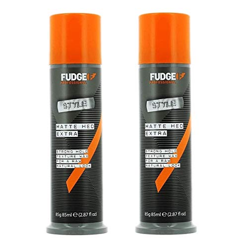 Fudge Matte Hed Extra SET 2 x 85g -