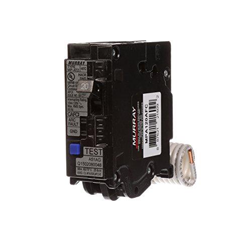 SIEMENS INDUSTRY INC Murray 20A Arc Fault Circuit Interrupter Breaker (Arc Fault Siemens)