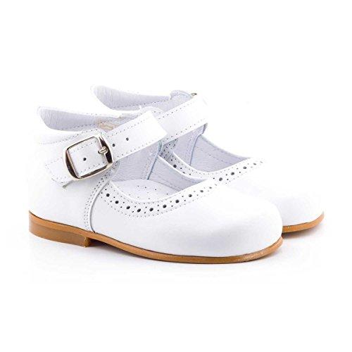 Boni Emma - chaussures bébé fille Blanc