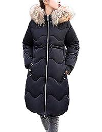Escudo de Las señoras Outwear Chaqueta Parka Prendas de Abrigo Casual Mujer Casual Chaqueta de botón