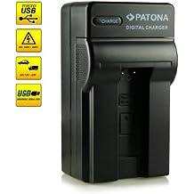 ¡Novedad! – El primero cargador de batería con conexión micro USB · adecuado para la batería NB-9L para Canon IXUS 500 HS   510 HS   1000 HS   1100 HS - PowerShot ELPH 510 HS   ELPH 520 HS   ELPH 530 HS   PowerShot N   SD4500 IS y mucho más…
