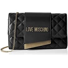 227a629d76 Love Moschino Borsa Quilted Nappa Pu, Tracolla Donna, 6x14x23 cm (W x H