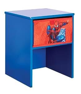 Worlds Apart-Spiderman-Table de chevet