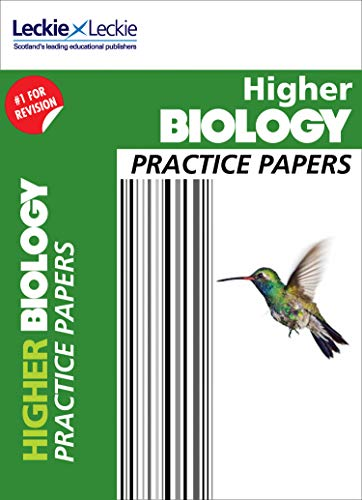 CfE Higher Biology Practice Papers for SQA Exams (Practice Papers for SQA Exams) (English Edition)