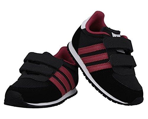 Adidas Adistar Racer CF1 Baby Kids Sneaker Originals Girls shoe gris foncé