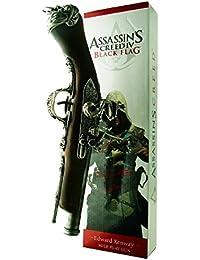 Assassin's Creed EDWARD pistolet non REAL (Réplique) Version lisse! court à collectionner officielle