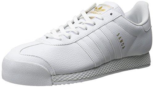 Adidas Samoa Uomo US 11 Bianco Scarpe ginnastica