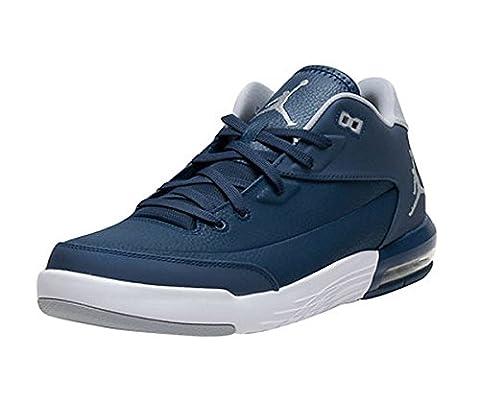 Nike Jordan Flight Origin 3, Chaussures spécial basket-ball pour homme bleu 43