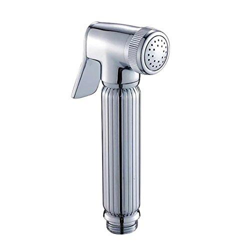Preisvergleich Produktbild Toilette Bad Bidet Edelstahl, Asnlove Shower Bidet Handbrause Tuch Windel für WC Duschkopf Showerheads WC Sprühpistolendüse Wasserspar-Duschkopf