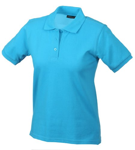 Ladies' Polo/James & Nicholson (JN 071) S M L XL XXL turkis