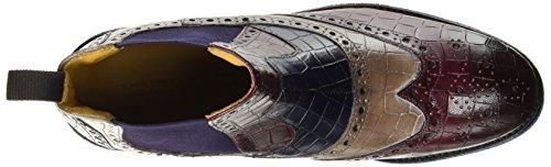 5 Amelie 6 Braun femme Navy Bottes Purple Ela 2 1 4 Hamilton Classiques 3 BURGUNDY Melvin Rope 33 7xRq1fwn5