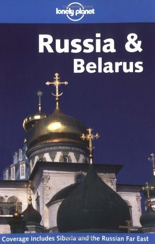 Lonely Planet Russia & Belarus by Richmond Simon (2003-07-01)