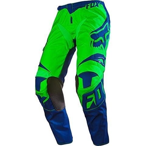 Pantaloni Motocross Fox 2016 180 Race Florescent Verde (34 Vita
