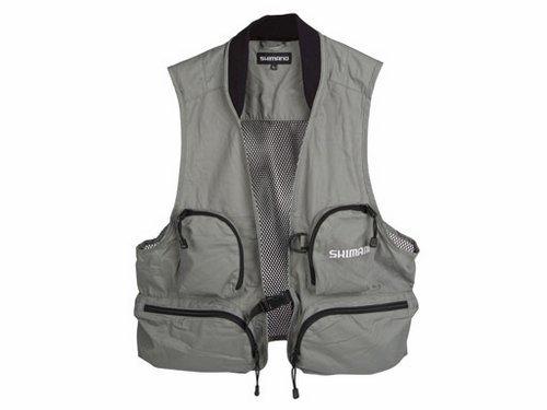 Shimano EV Vest Angler Weste Gr. XXL mit vielen Taschen