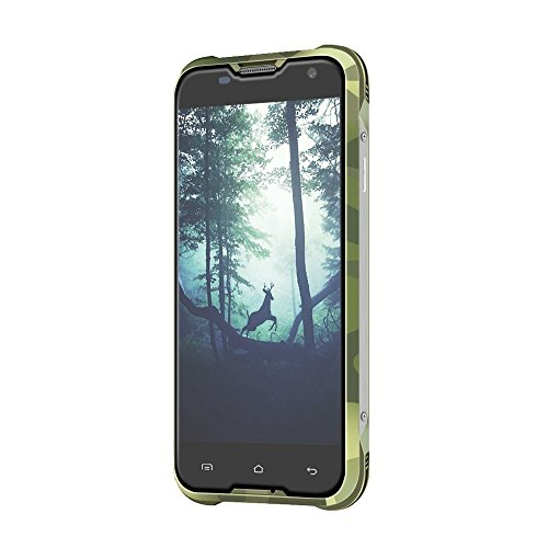 Blackview BV5000 IP67 Smartphone A prueba de Agua Polvo Golpes WCDMA 4G FDD-LTE 3G Android 5.1 OS Quad Core MTK6735P 5.0
