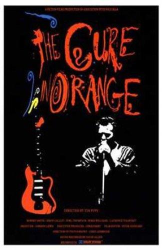 The Cure in Orange Plakat Movie Poster (11 x 17 Inches - 28cm x 44cm) (1987) (Plakat 1987)