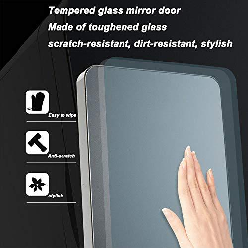 412rz8iP5CL - JCDZSW Mini termostato de refrigerador pequeño para automóvil de 10L, Apto para refrigerador de Piel, Alimentos, medicamentos, hogar y Viajes,Tyrantgold