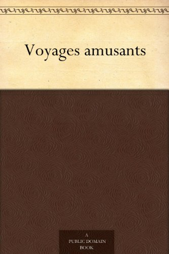 Couverture du livre Voyages amusants