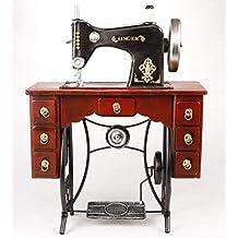 La Joyería Del Arte De La Máquina De Coser Del Pedal, Apoyos Modelo Antiguos De