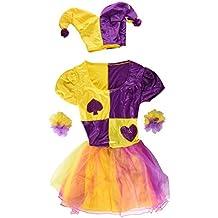My Other Me - Disfraz de Bufón para mujer, talla M-L (Viving Costumes MOM00563)