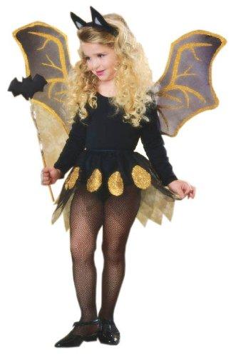 Halloween Kostüm Set Fledermaus Flügel Rock zu Karneval Fasching