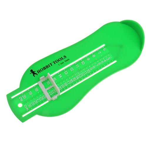 Sharplace Kinder Jungen Mädchen Fußmessgerät Schuhgrößen Messgerät - Schuhgröße Die Messen Sie