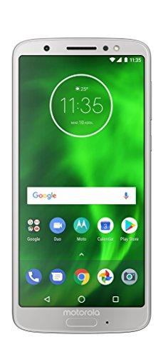 Motorola Moto G6 - Smartphone de 5.7' Full HD+ (Android 8.0 Oreo, 3 GB, Doble Cámara de 12 MP y 5 MP, TurboPower,...